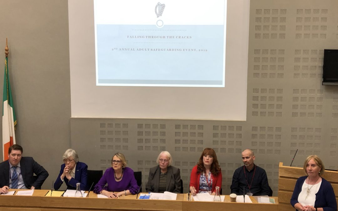 Call for Urgent Delivery of Adult Safeguarding Legislation, a Regulatory Framework and National Advocacy Service