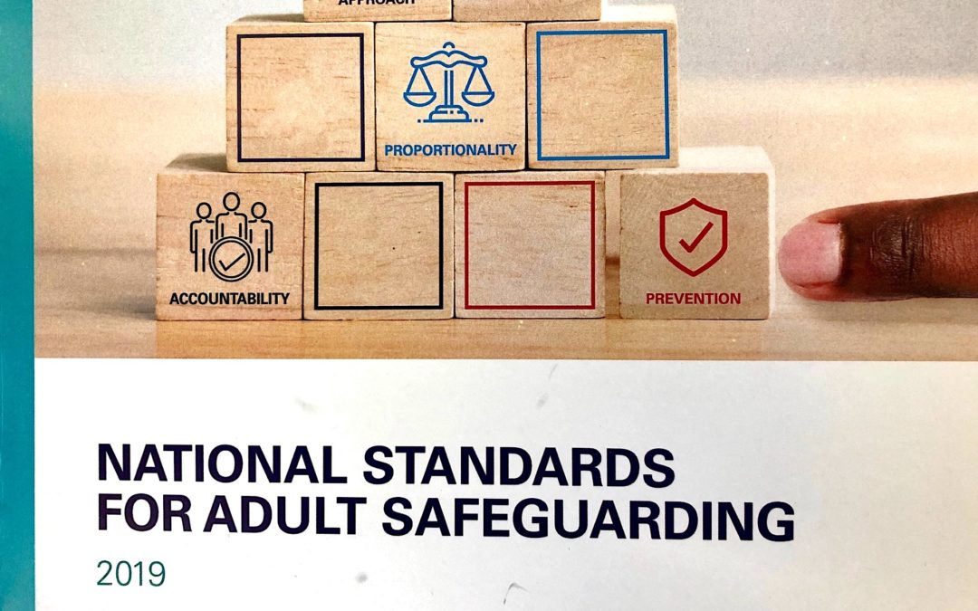 Legislation and regulation needed to underpin new safeguarding standards